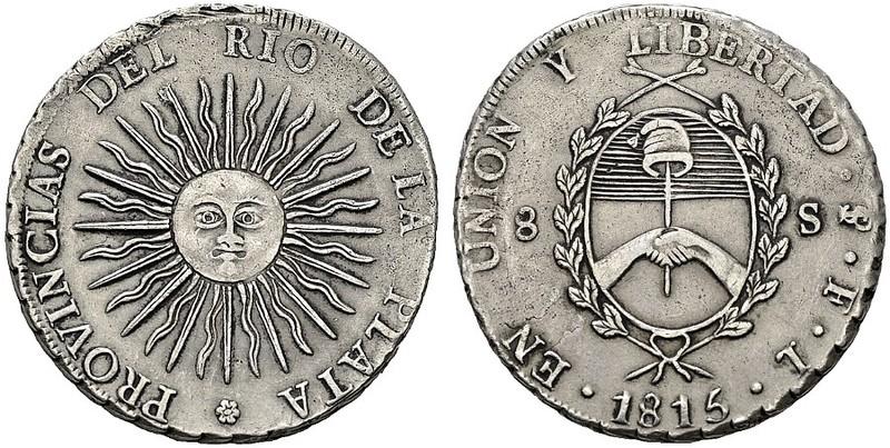 Resultado de imagen para primera moneda argentina
