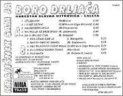 Borislav Bora Drljaca - Diskografija 1996