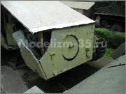 Немецкая 75-мм САУ Hetzer, Музей Войска Польского, г.Варшава, Польша Hetzer_Warszawa_072