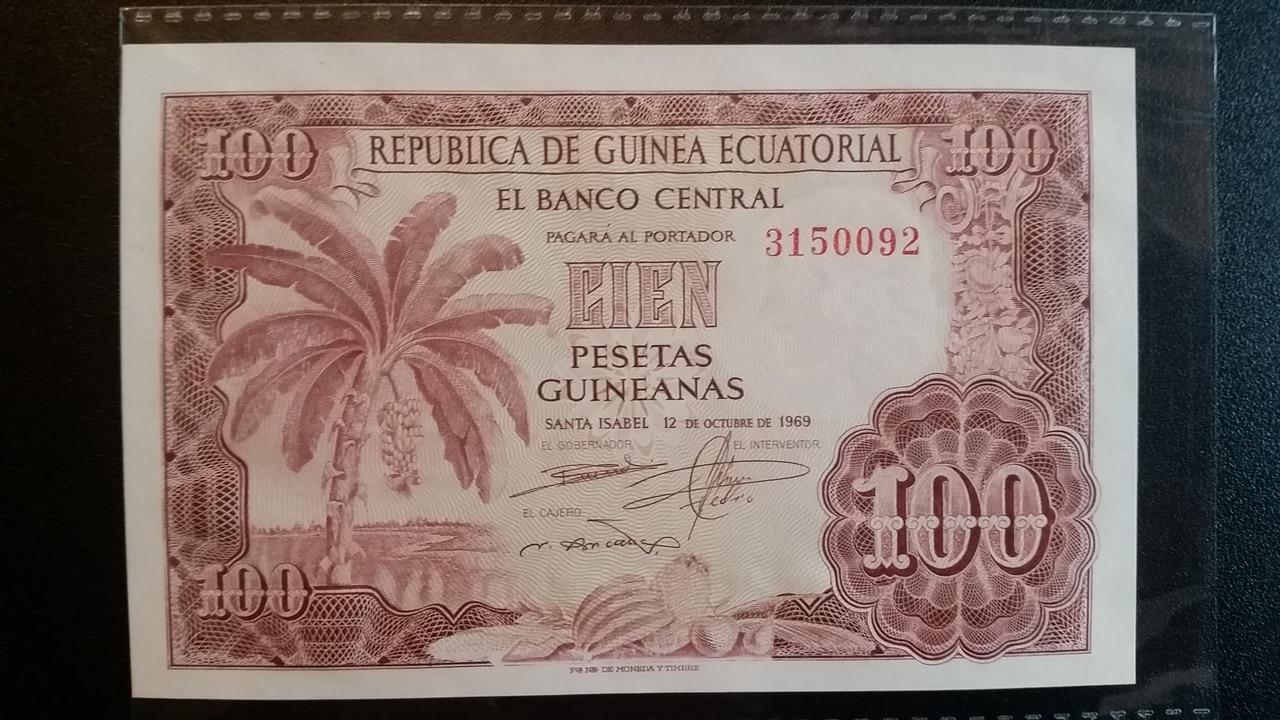 Colección de billetes españoles, sin serie o serie A de Sefcor pendientes de graduar 20161217_120649