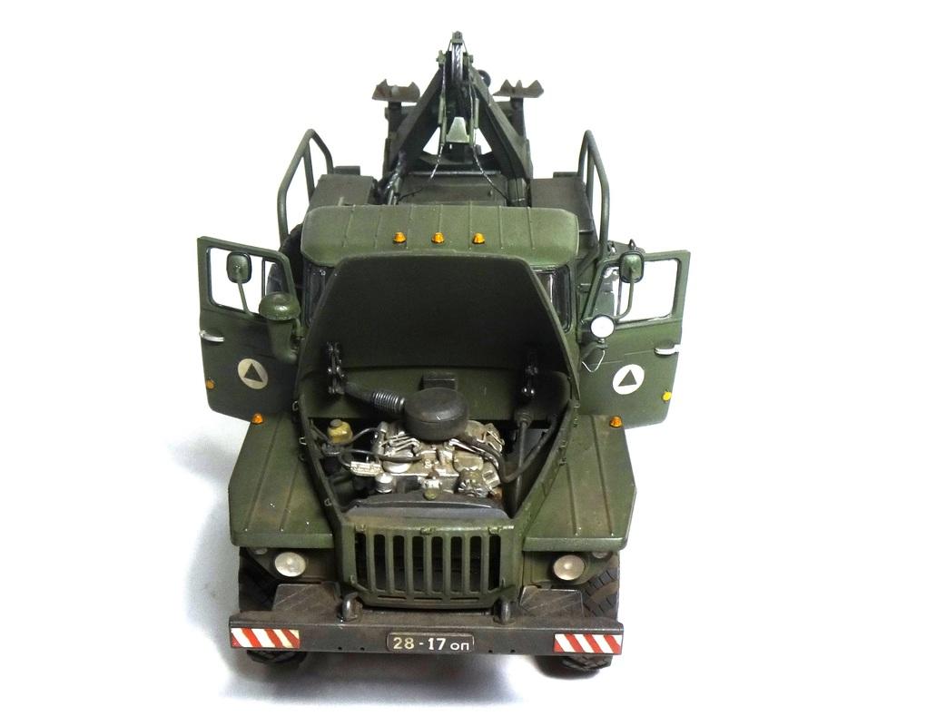 Колесный эвакуационный тягач КЭТ-Л DSC00766