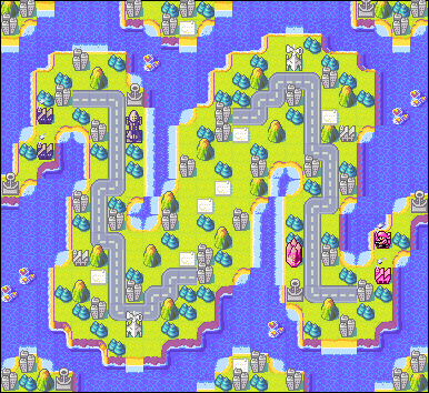Map Making Guide I: Introduction to AWBW Map Design MM1_Agitated