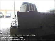 Советский средний танк ОТ-34, завод № 174, осень 1943 г., Военно-технический музей, г.Черноголовка, Московская обл. 34_037