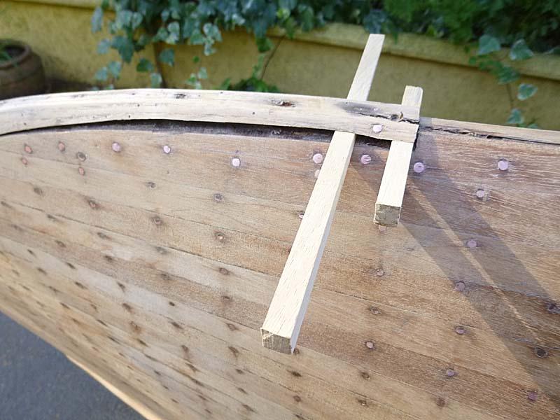 canoe bois...éviter les mauvaises surprises.... - Page 2 Etrav