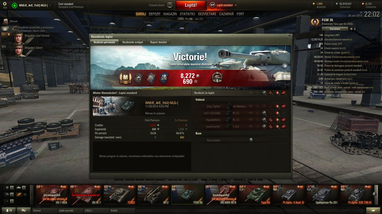 Poze World of Tanks - WhErE_ArE_YoU Shot_007
