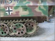 Немецкий средний бронетранспортер SdKfz 251/7  Ausf D,  Musee des Blindes, Saumur, France 251_7_Saumur_040
