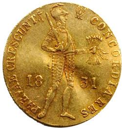 2 ZLOTE POLONIA 1831 REVOLUCION 00000
