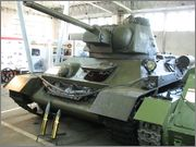 Советский средний танк Т-34,  Muzeum Broni Pancernej, Poznań, Polska 34_014