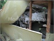 Немецкая 75-мм САУ Hetzer, Музей Войска Польского, г.Варшава, Польша Hetzer_Warszawa_055