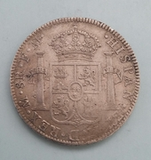 8 reales 1792. Carlos IV. Méjico F.M. 20170127_120210_1