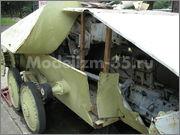 Немецкая 75-мм САУ Hetzer, Музей Войска Польского, г.Варшава, Польша Hetzer_Warszawa_065