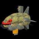 RA3 x Spore Kirov_Air_Ship