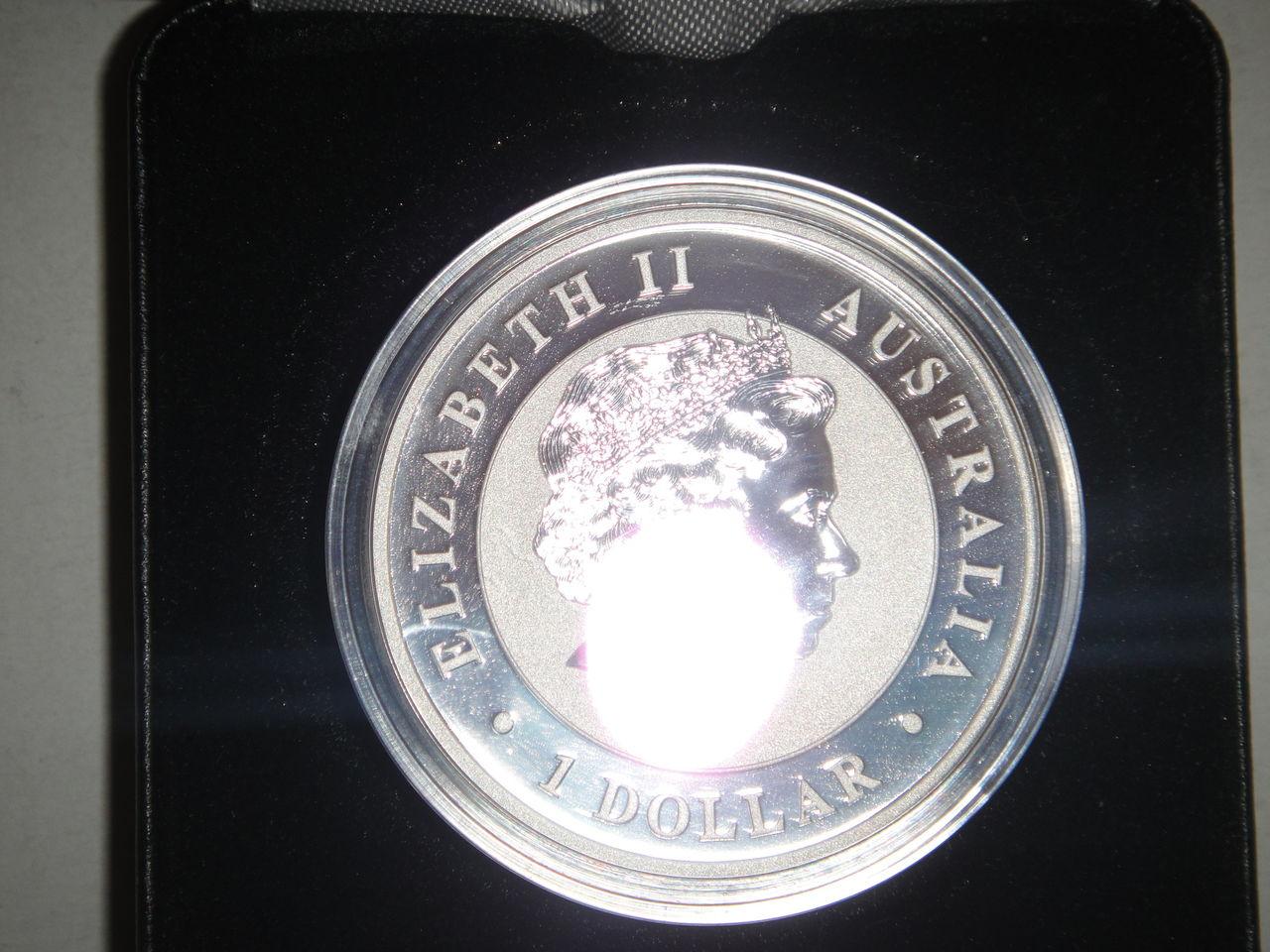 1 dolar Australian koala 2013 DSC02757