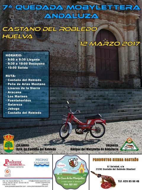 VII QUEDADA MOBYLETTERA ANDALUZA DOMINGO 12 DE MARZO HUELVA  IMG_20170301_WA0010