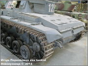 Немецкий средний танк PzKpfw III Ausf.F, Sd.Kfz 141, Musee des Blindes, Saumur, France Pz_Kpfw_III_Saumur_020