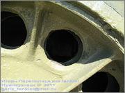 """Советский средний танк Т-34, завод № 183, III квартал 1942 года, музей """"Линия Сталина"""", Псковская область 34_183_087"""