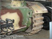 """Немецкая 15,0 см САУ """"Hummel"""" Sd.Kfz. 165,  Deutsches Panzermuseum, Munster, Deutschland Hummel_Munster_068"""