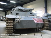 Немецкий средний танк PzKpfw III Ausf.F, Sd.Kfz 141, Musee des Blindes, Saumur, France Pz_Kpfw_III_Saumur_003
