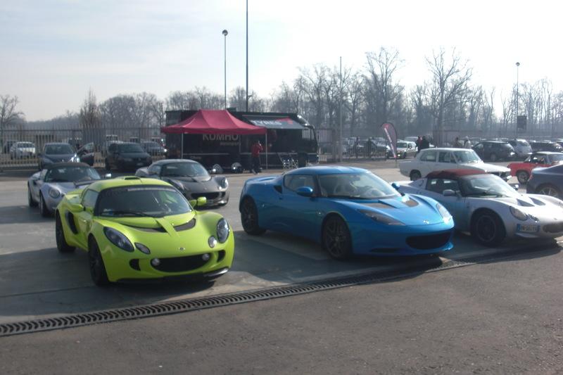 Un saluto da Verona... In cerca di una Lotus!!! CIMG8848