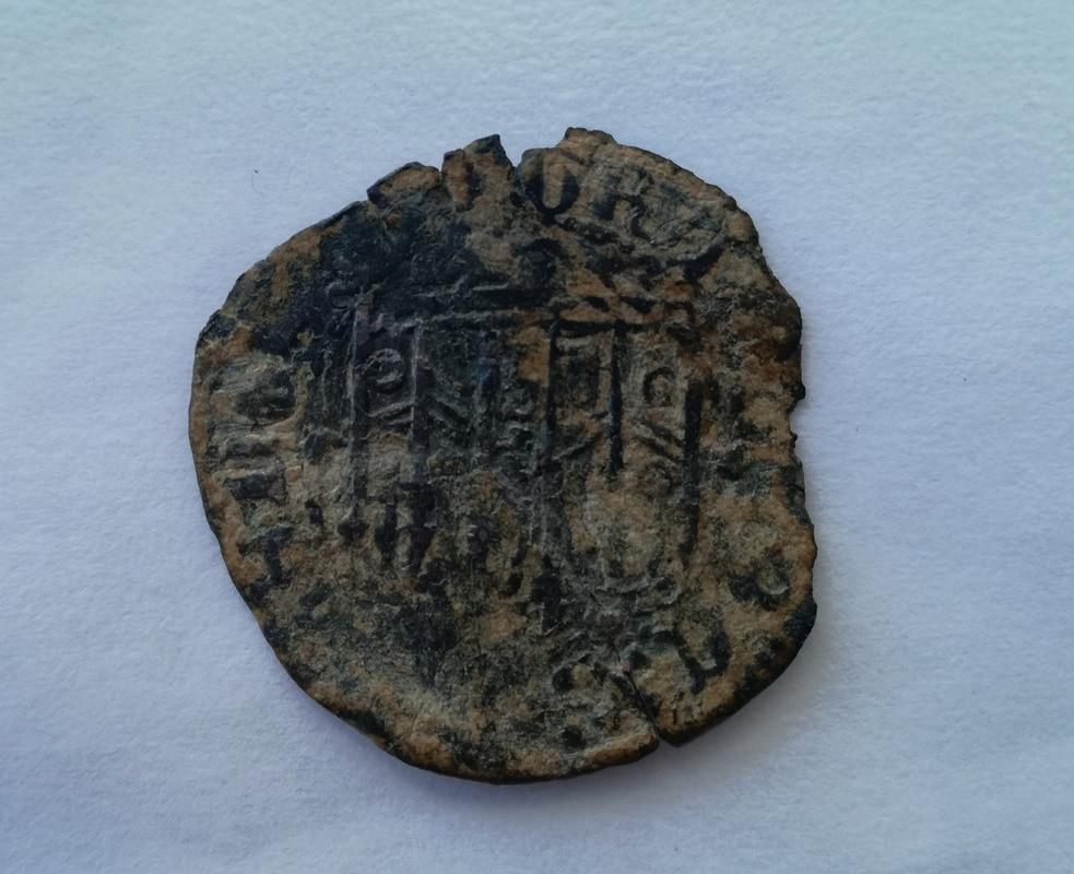 Blanca de Juan II de Castilla 1406-1454 Cuenca. IMG_20161218_151355