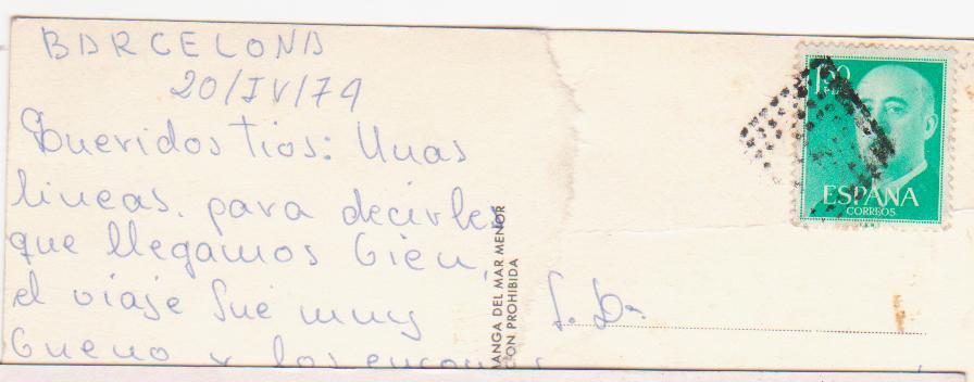 25 francos Afrique Francaise libre, 1943 (postal) Postal_billete_001