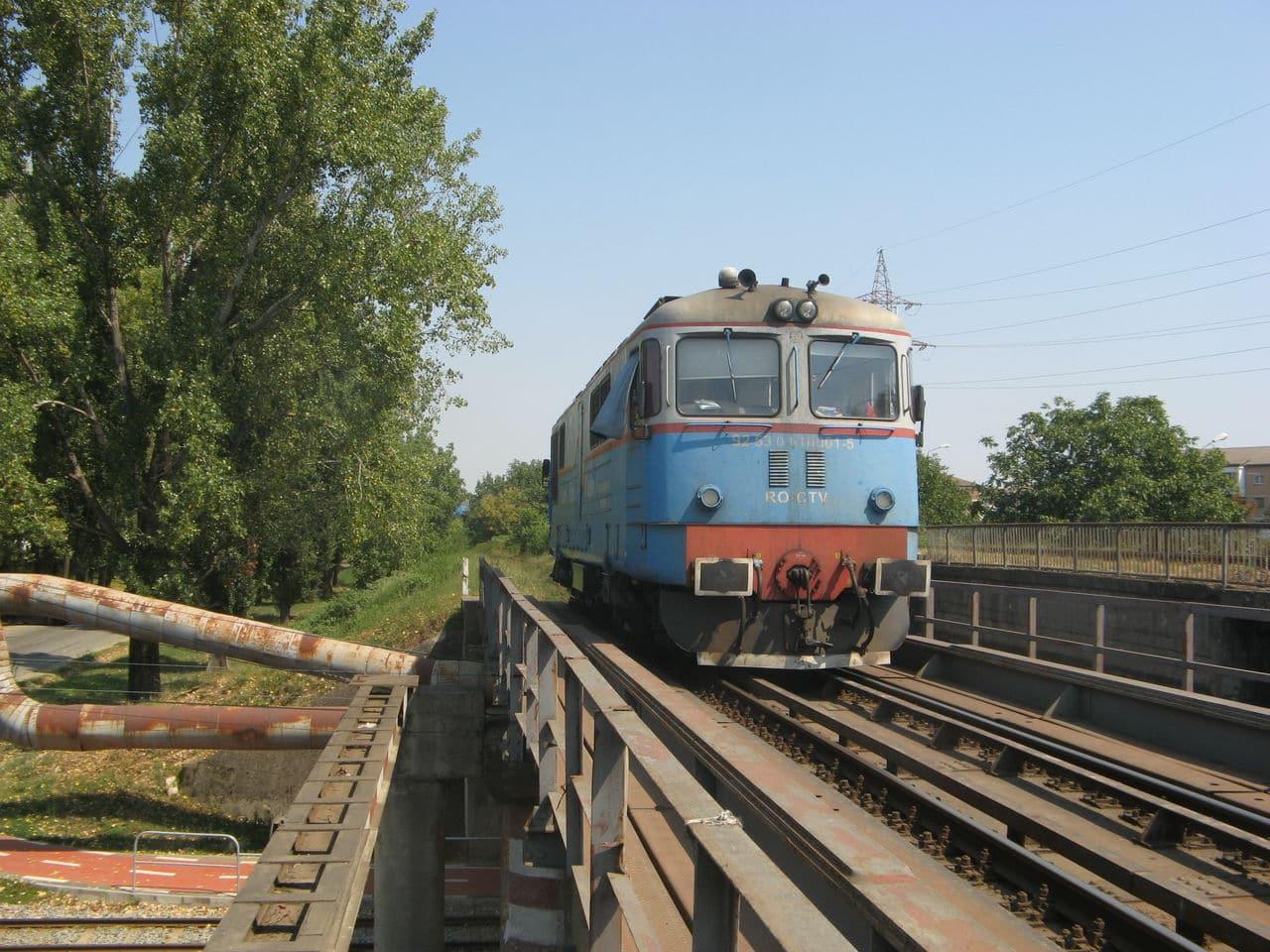 Calea ferată directă Oradea Vest - Episcopia Bihor IMG_0023