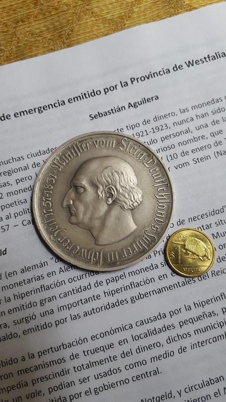 Monedas de emergencia emitidas por el banco regional de Westphalia - Página 2 20170120_103721