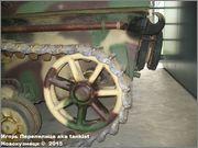 """Немецкая 15,0 см САУ """"Hummel"""" Sd.Kfz. 165,  Deutsches Panzermuseum, Munster, Deutschland Hummel_Munster_044"""
