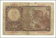 100 Pesetas 1948 (Bayeu) 100_pesetas_1948_Francisco_Bayeu_rever