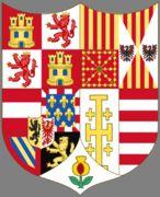 Carlos I (1516-1556). 1/2 ducado. Nápoles 488px_Arms_of_Charles_V_Holy_Roman_Emperor_Char