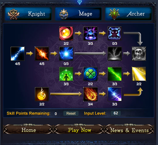 Mage builds. With pretty pictures. Hybrid