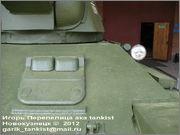Советский средний танк ОТ-34, завод № 174, осень 1943 г., Военно-технический музей, г.Черноголовка, Московская обл. 34_009