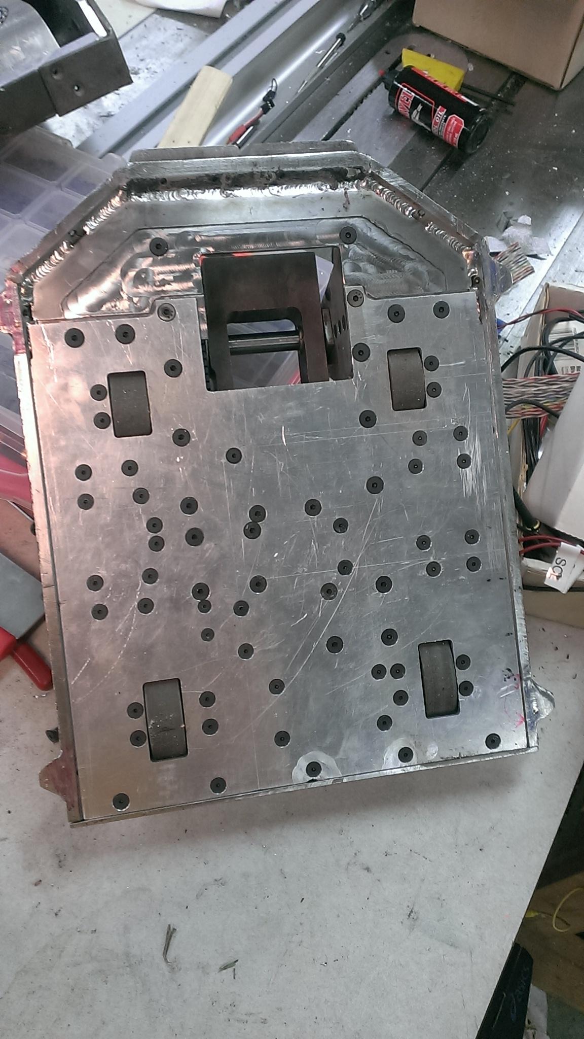 New 15 pound beater bot IMAG3330