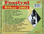 Bihacki festival - Diskografija 2005_p