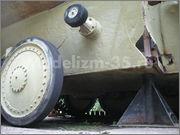 Немецкая 75-мм САУ Hetzer, Музей Войска Польского, г.Варшава, Польша Hetzer_Warszawa_071