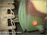 """Немецкая 15,0 см САУ """"Hummel"""" Sd.Kfz. 165,  Deutsches Panzermuseum, Munster, Deutschland Hummel_Munster_046"""