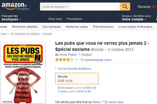 les femmes en Occident, sont-elles libres ? Amazon