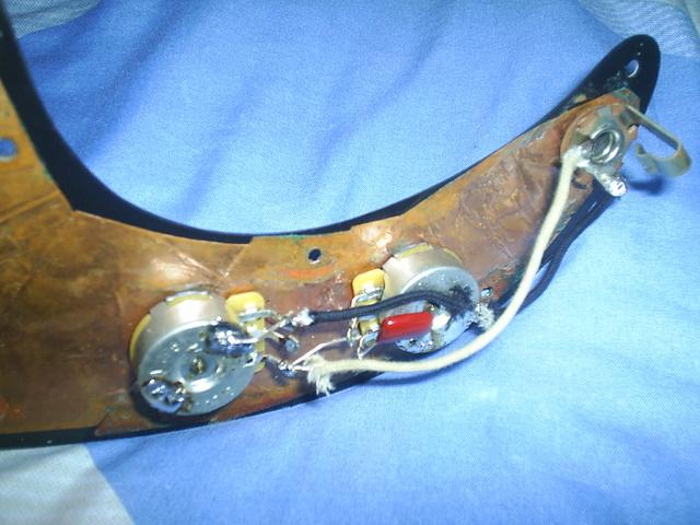 Ligação Bartolini P Bass S3010004