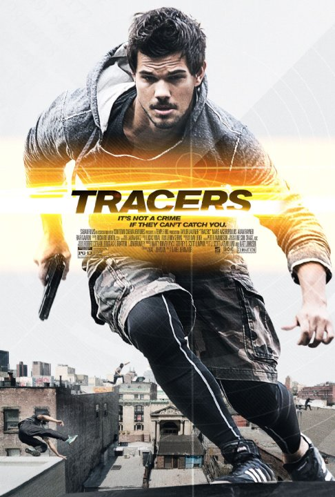 Tracers (2015) Tracers_Poster