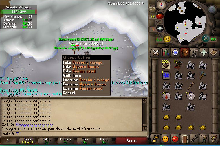 My greatest achievement to date. (Never ever again) Visage_2