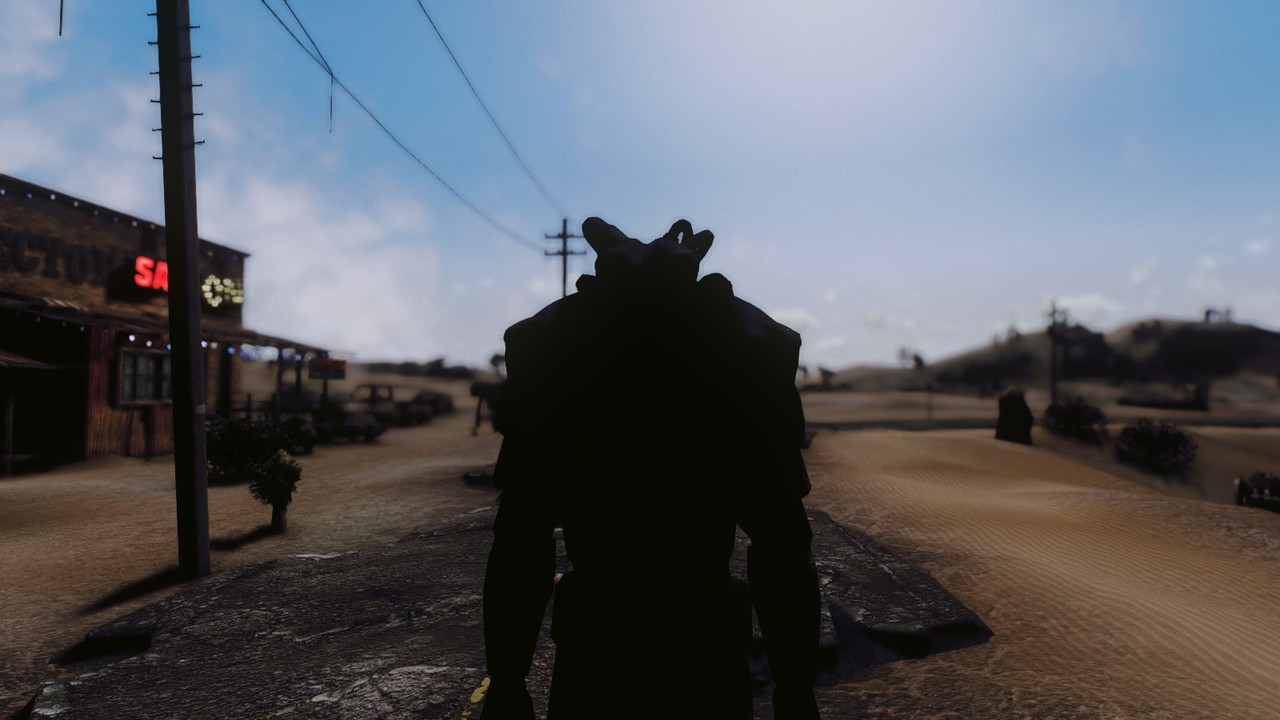 Fallout New Vegas ENB Detailed Shadows Glitch