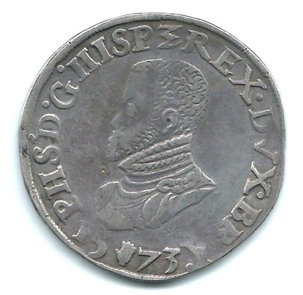 escudo de Felipe II de 1573 Image