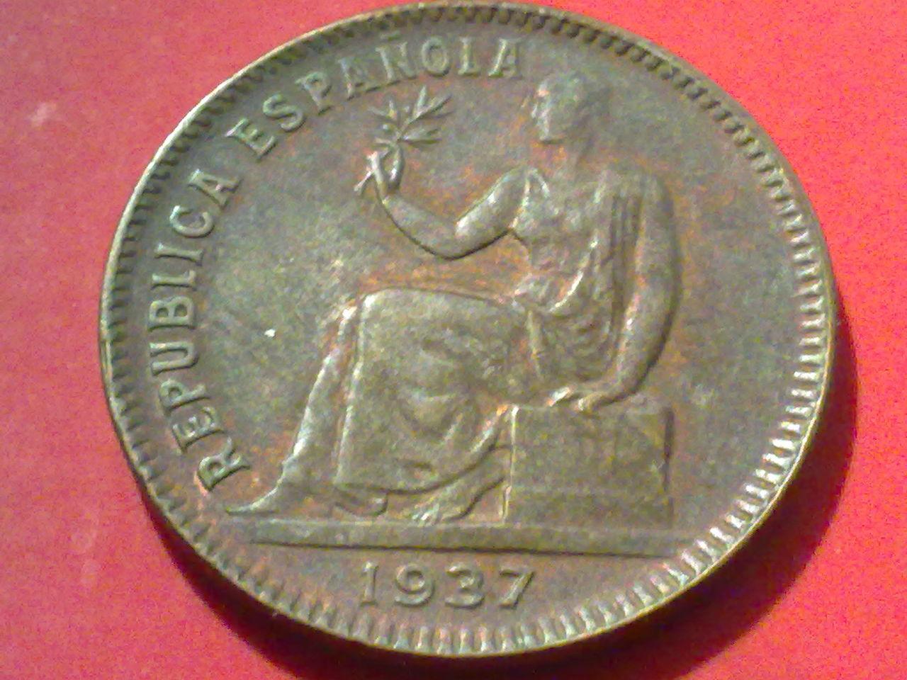 50 centimos 1937 orla cuadrados (variantes) dedicado a Estrella76 Imagen_107