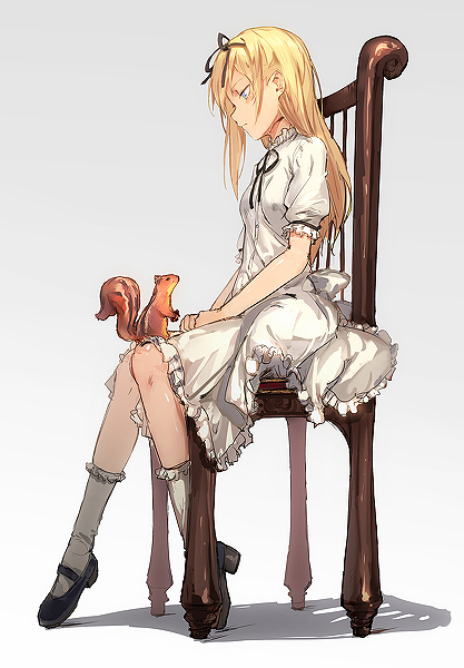 The Grail Games OOC Alice