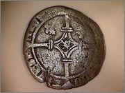 Felipe el Hermoso. Cuatro mites de Brabante (vellón), ceca de Amberes. R40_1