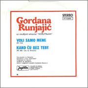 Gordana Runjajic - Diskografija 1979_b