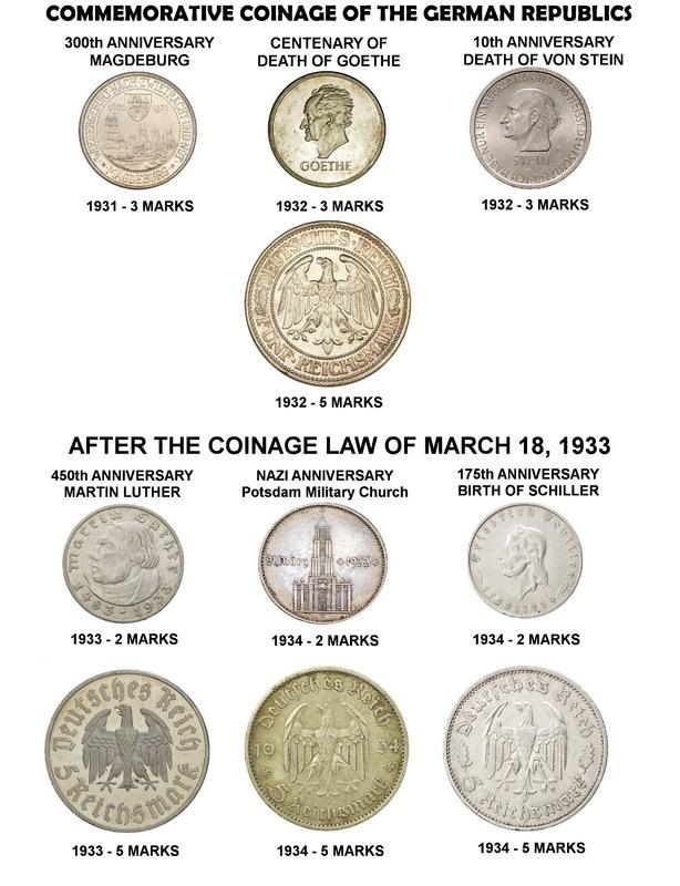 Monedas Conmemorativas de la Republica de Weimar y la Rep. Federal de Alemania 1919-1957 Pagina_4