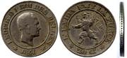 LA PRIMERA MONEDA EN CUPRO-NIQUEL DE EUROPA Belgica_-_20_20_Centimes_1861_A