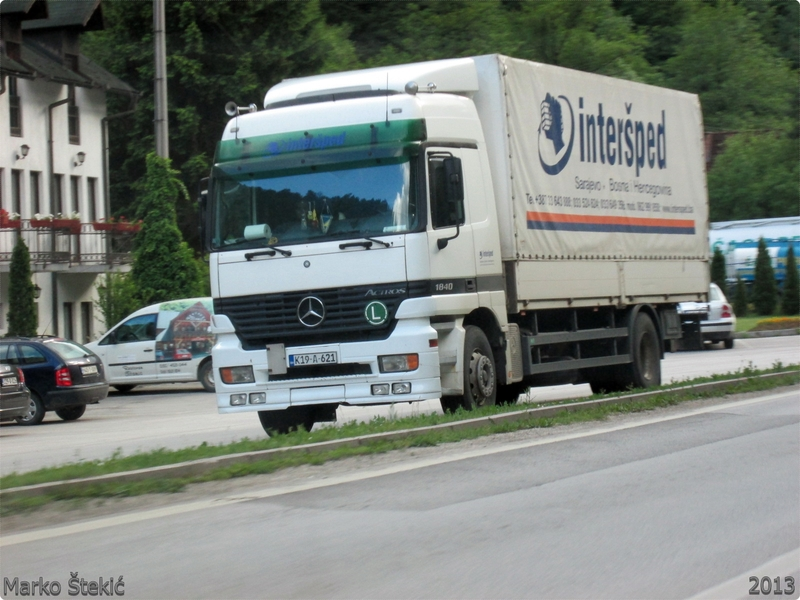 Actros Mp1  IMG_2878