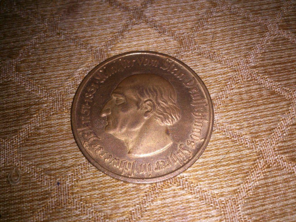 Monedas de emergencia emitidas por el banco regional de Westphalia DSC_9201
